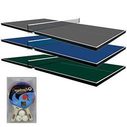Martin Kilpatrick Conversion Table Tennis Top for Pool Table