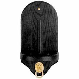 deluxe cone chalk holder black