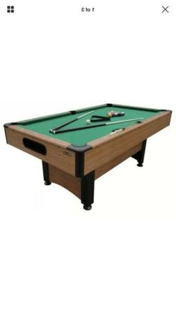 "Mizerak Dynasty Space Saver 78"" L Billiard Table with Access"