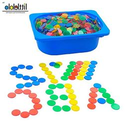 TomTomPro Educational Toy Montessori Counter for Kids Early