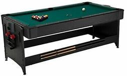 Fat Cat Original 3-in-1, 7-Foot Pockey Game Table Green
