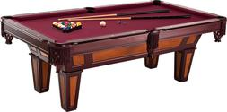 Fat Cat Reno 7.5' Pool Table With Dark Cherry Finish And W