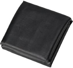 Cuestix 8' Fitted Heavy Duty Table Cover Black