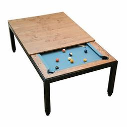 Aramith Fusion Billiards Pool Table with Vintage Top-Black P