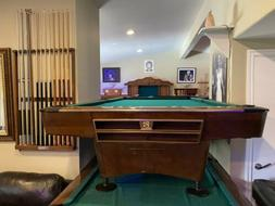 Brunswick Gold Crown III 9' Pool Tables