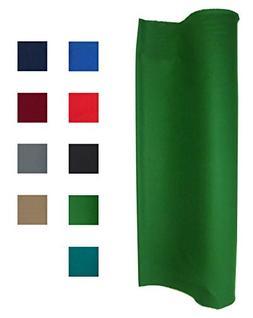 Performance Grade Pool Table Felt - Billiard Cloth - for an