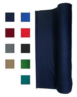 Performance Grade Pool Table Felt - Billiard Cloth - for a 7