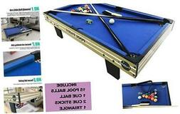 haxTON Pool Table Accessories Kit with Pool Balls, Pool Chal