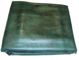 8-Foot Heavy Duty Pool Table Billiard Cover, Green
