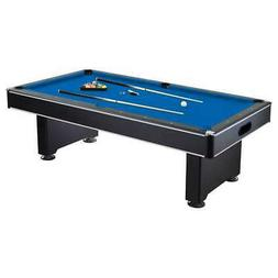 Hathaway Hustler Pool Table - Blue