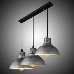 Industrial Loft Barn Pendant Lighting Billiard / Pool Table