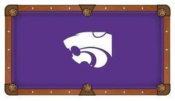 Kansas State Wildcats HBS Purple with White Logo Billiard Po