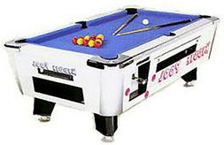 Great American Kiddie Pool 6 ft Coin Operated Pool Table wit