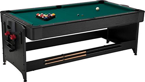 Fat Cat Original 2-in-1, 7-Foot Pockey Game Table
