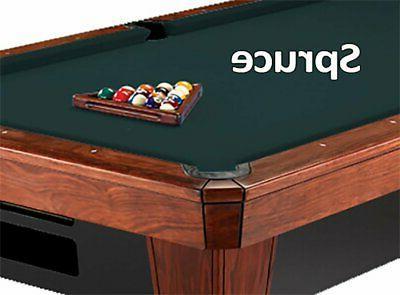 10 860 spruce billiard pool table cloth