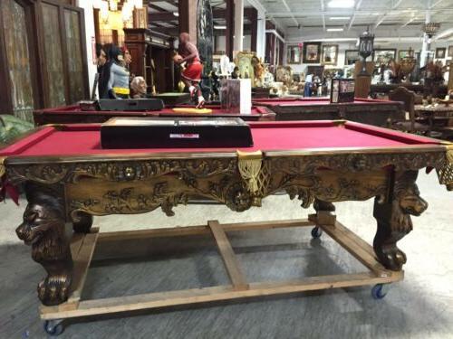 "100"" Pool Table Game"