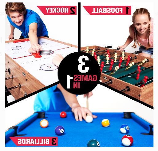 3 Multi Table Soccer Air