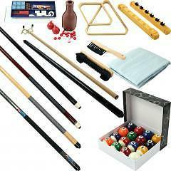32 piece illiards accessories kit for your