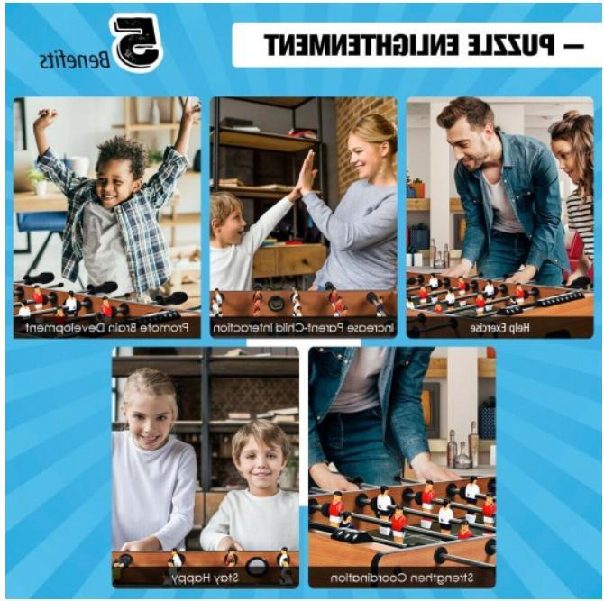 Game Foosball Pool Billiard Fun