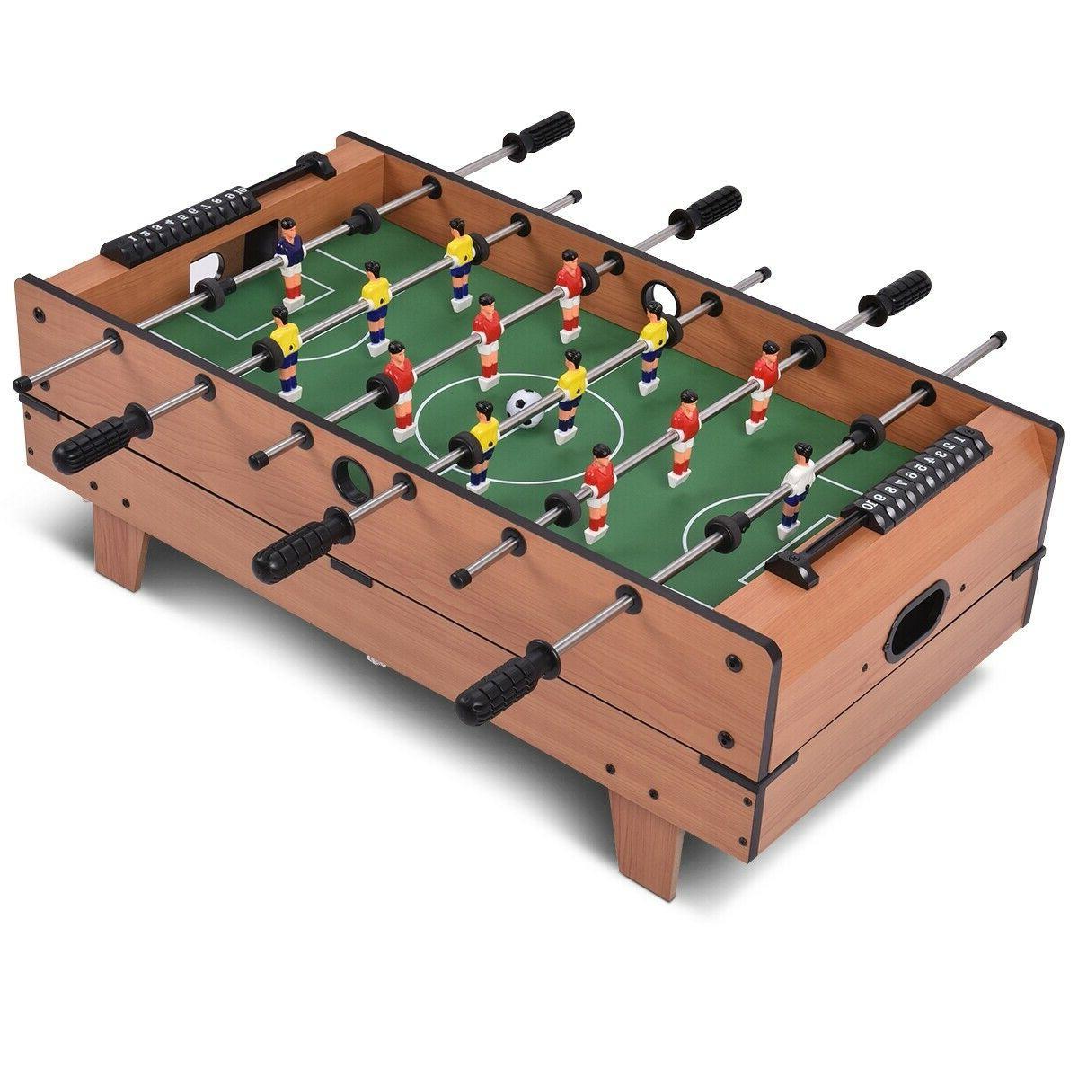 4 1 Game Table Set Billiards/Pool, Foosball, Tennis