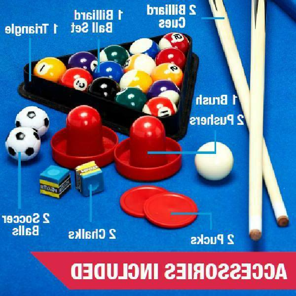 """Md 48"""" In Hockey Table, Accessories"""