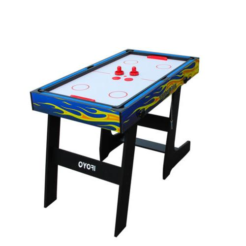 "48"" 4 Multi-function Table Soccer Table Tennis US"