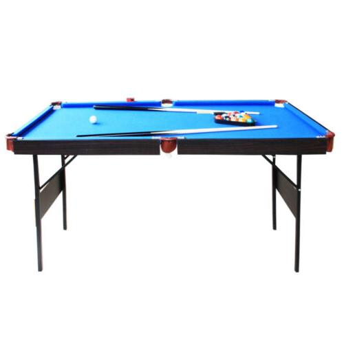 55 Billiard Table Table Set cues