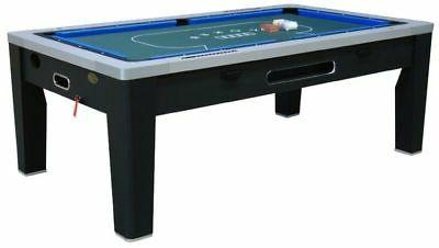 6 in GAME PONG~ROULETTE~POKER~DINING BLACK