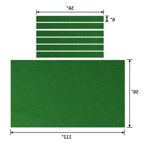 7/8/9/FT Cloth Cover Rails