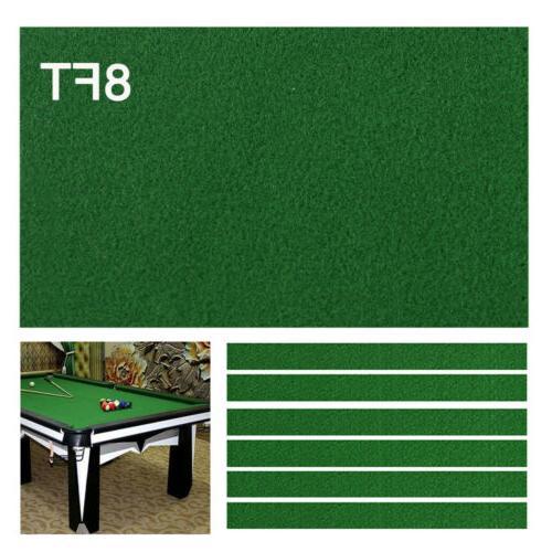 7/8/9/FT Cloth Billiard Felt Cover
