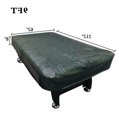 Pool Table Waterproof Dustproof