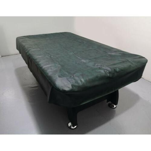9FT Fitted Billiard Pool Table Cover Waterproof Dustproof