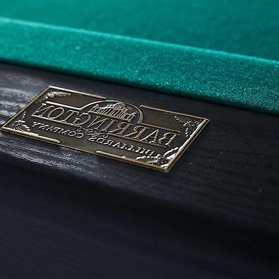 "7 Billiards Table 84"" w/ Cue Bonus Dartboard"