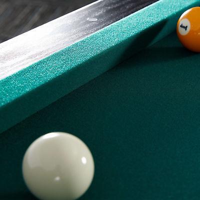 7 Table Cue Balls Dartboard