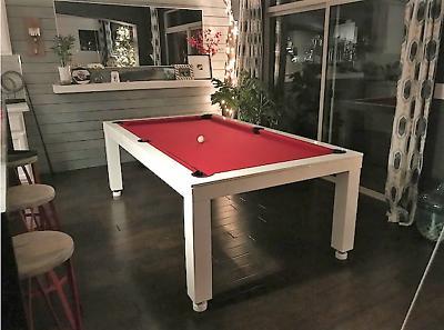 POOL Billiard Dining Desk VISION