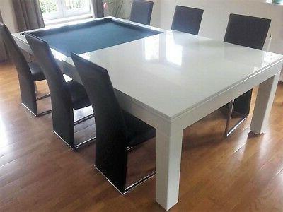 7' POOL Desk