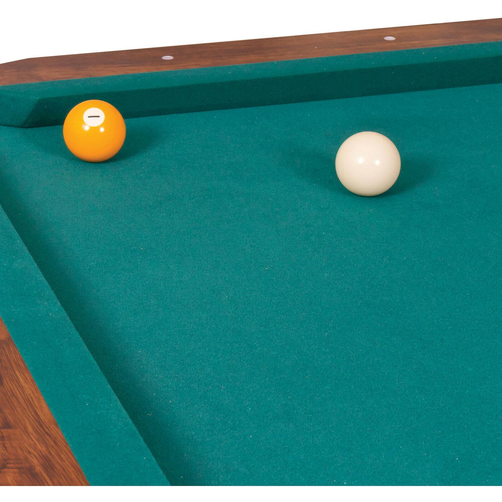 87-Inch Billiard Table Set Family