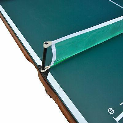 """EastPoint Sports 87"""" Billiard Pool Table Green"""
