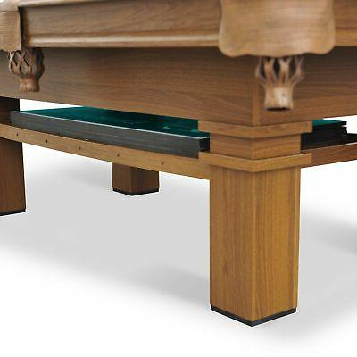 EastPoint Sports Sinclair Billiard with Table Top Green