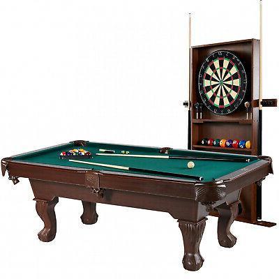 90 Inch w/ Indoor Set Pool Cue Storage K-818