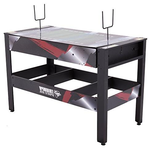 Triumph Multigame Table – Hockey, Billiards, and Launch