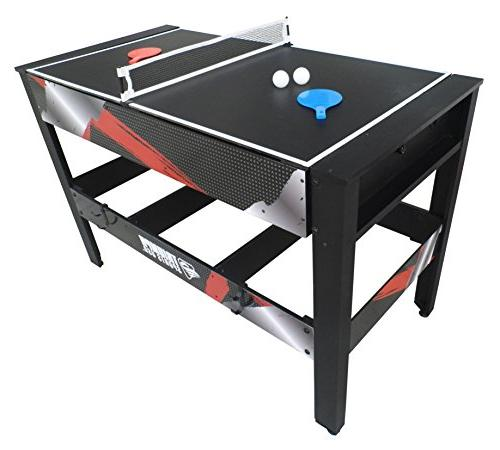 Multigame Table – Hockey, Billiards, Table Tennis, and Launch