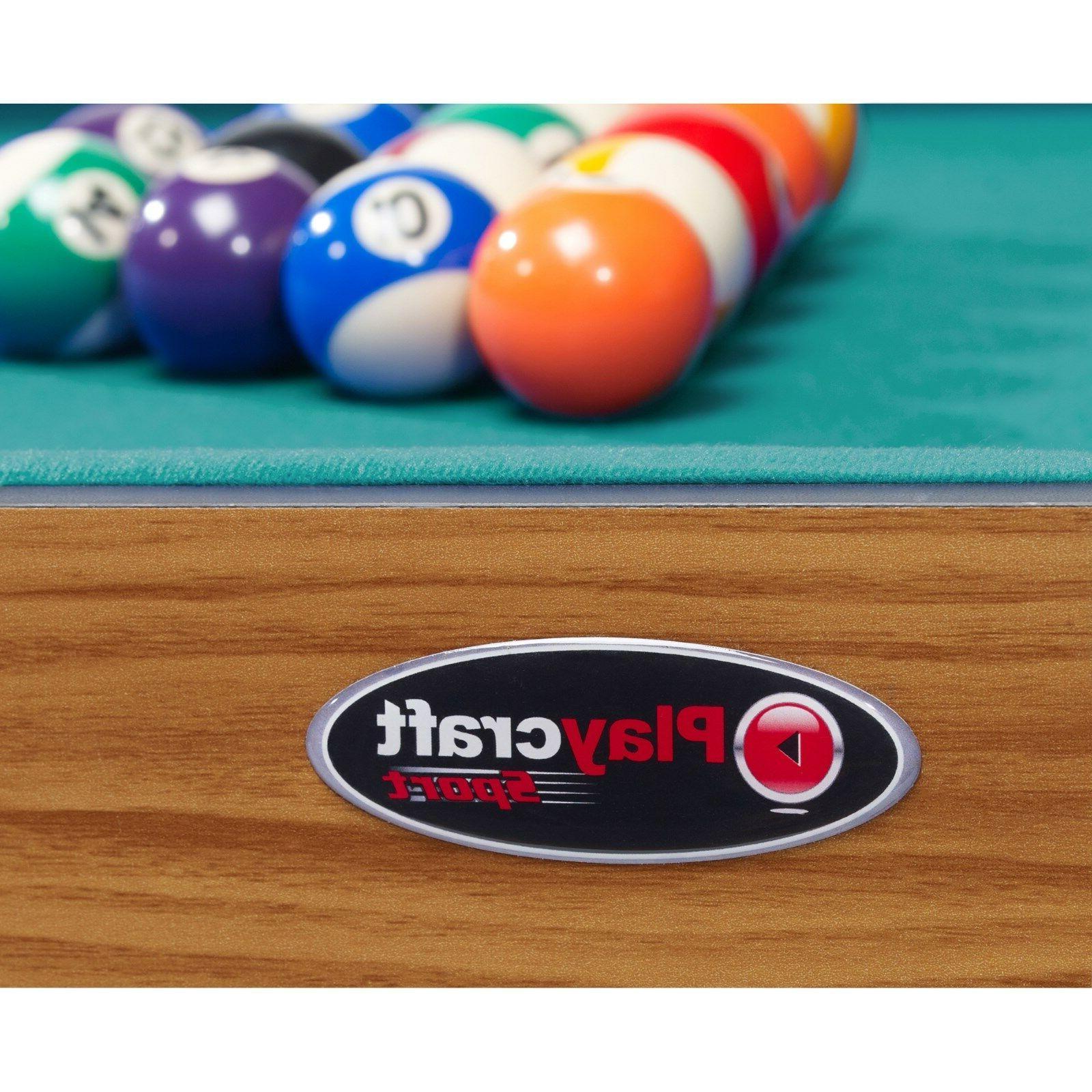 "Playcraft Sport Bank Shot 40"" Pool - Green"