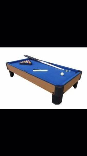 """Playcraft 40"""" Pool Blue Cloth"""