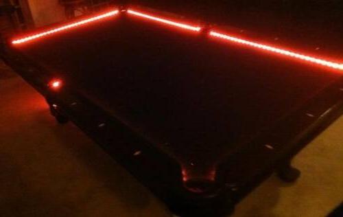 Bar Pool Bumper Changing Lights Remote