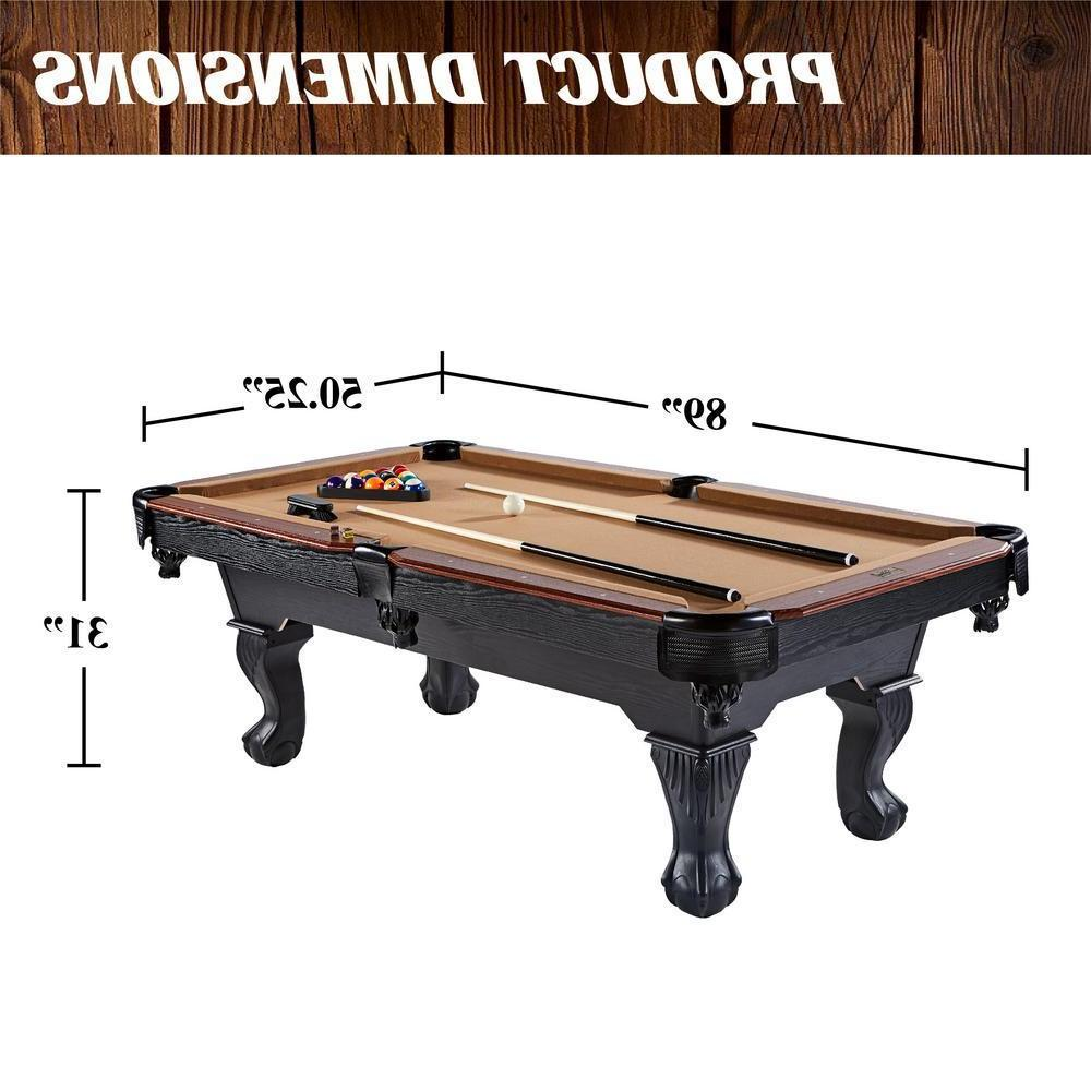Barrington Belmont Billiard Table Full