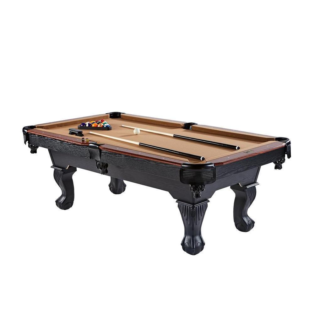 barrington 90 inch belmont billiard pool table