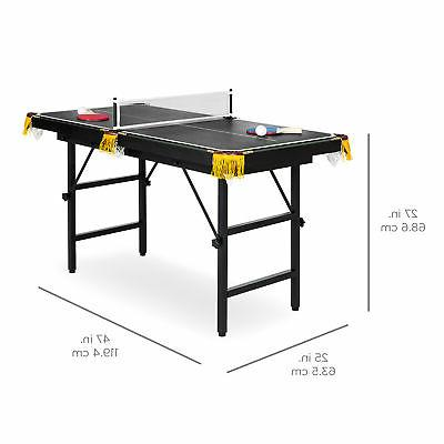 BCP Pong and Arcade Table Foldable
