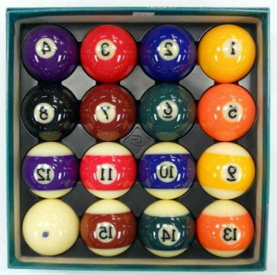 Belgian Aramith Premium Pool Balls-Best Value in Balls FREE