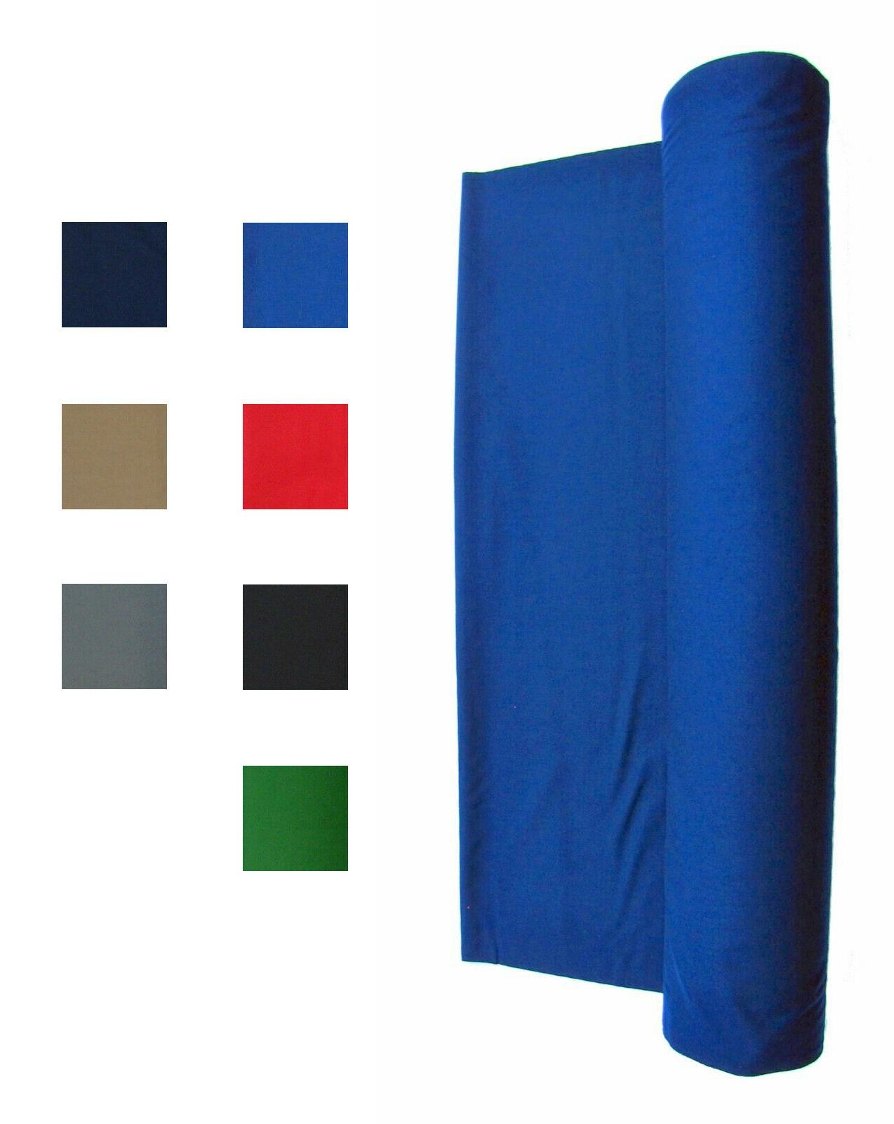 blue 21 oz pool table felt billiard